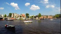 Amsterdam Amstel and Hermitage
