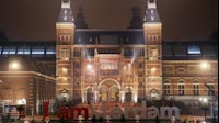 Amsterdam By Night Rijksmuseum