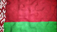 Belarusian Flag Video Loop