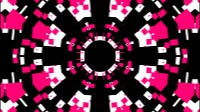 Glitch In Pink And White 5