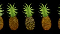 Pineapples Dancing