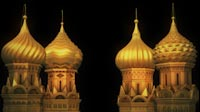 Russia Towers Gold 4