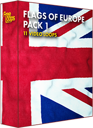 Flags of Europe Pack 1